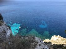 Kusten på den Mallorca ön Royaltyfria Bilder