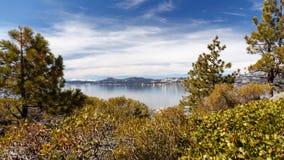 Kusten van Meer Tahoe royalty-vrije stock fotografie