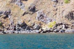 Kustklippen van de Krim Royalty-vrije Stock Afbeeldingen