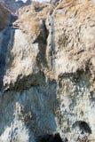 Kustklippen van de Krim Stock Foto