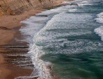 Kustlijn Portugal stock afbeeldingen