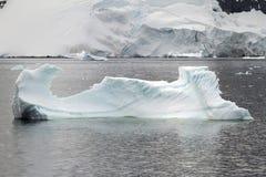 Kustlinje av Antarktis Fotografering för Bildbyråer