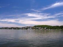 kustlinje de janeiro rio Fotografering för Bildbyråer