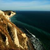 kustlinje dorset Fotografering för Bildbyråer