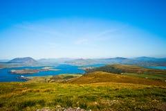 Kustlinje i Irland Royaltyfria Foton