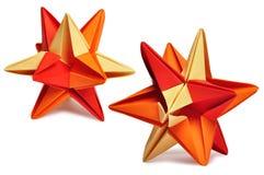 Kusudama de Origami Fotos de archivo