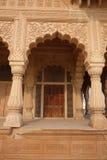 Kusuma Sarovara Detail of Pillars and Arch Royalty Free Stock Image