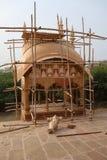 Kusuma Sarovara que está sendo restaurado Fotografia de Stock Royalty Free