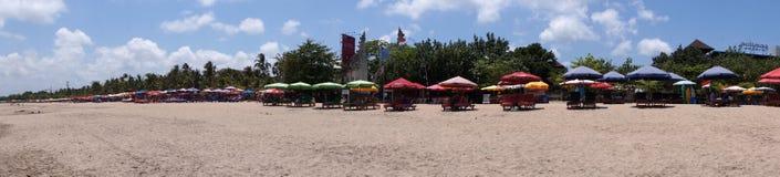 kuta пляжа bali Стоковые Изображения