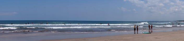 kuta пляжа bali Стоковое Изображение RF