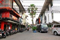 Kuta Bali Indonesien Arkivfoto