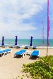Kuta Beach, Bali, Indonesia. Image of Kuta Beach at the world famous island of Bali, Indonesia Stock Images