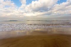 Kuta beach in Bali Indonesia Stock Images