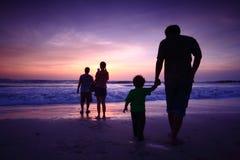 Kuta beach Bali, Indonesia Stock Image