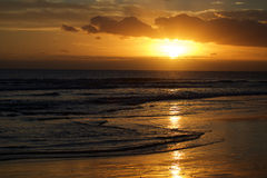 Kuta beach Stock Photography