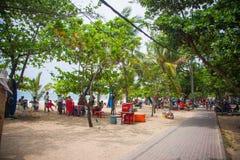 Kuta beach Stock Images