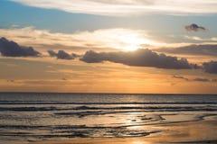 Kuta beach Stock Image