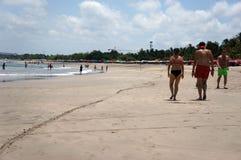 Kuta beach Stock Photos