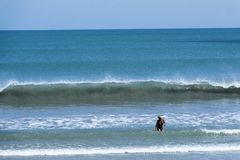 Kuta beach Royalty Free Stock Photos