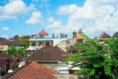 Kuta buildings, Bali Royalty Free Stock Photography