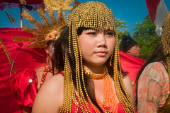 Kuta Carnival Royalty Free Stock Images