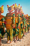 Kuta Carnival Royalty Free Stock Photo