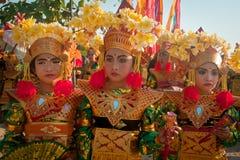 Kuta Carnival Stock Photo