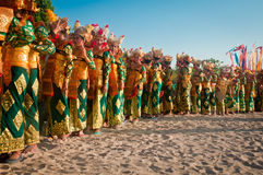 Kuta Carnival Royalty Free Stock Photos