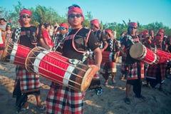 Kuta Carnival Royalty Free Stock Photo