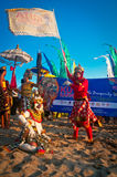 Kuta Carnival Royalty Free Stock Photography