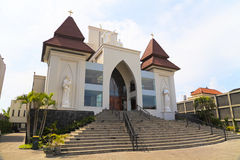 Kuta Catholic Church, Bali, Indonesia Stock Photo