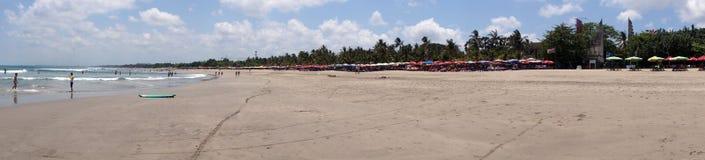 kuta de plage de bali Photo libre de droits
