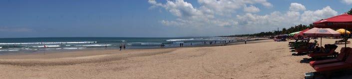 kuta de plage de bali Images stock
