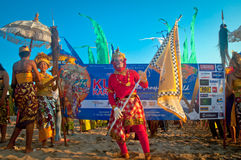 Kuta-Karneval Stockbilder