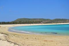 Kuta plaża w Lombok Zdjęcie Stock