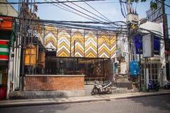 Kuta streets Stock Photography