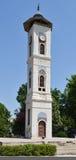 Kutahya, Turquía - torre de reloj Imagen de archivo libre de regalías