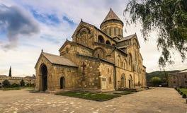 Kutaisi Христианский монастырь в Georgia стоковые фотографии rf