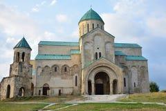 Kutaisi, Bagrati katedra Gruzja obrazy royalty free