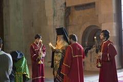 Kutaisi, Bagrati kościół Zdjęcie Stock
