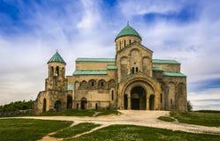 Kutaisi Christian Monastery in Georgia Lizenzfreies Stockbild