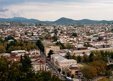 Kutaisi Georgia land arkivfoto
