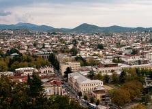 Kutaisi, país de Georgia Foto de archivo