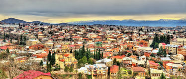 Kutaisi, The Second Largest City Of Georgia Stock Photography