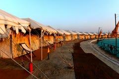 Kutchfestival van Gujarat stock afbeelding