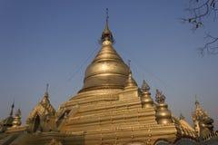 Kutho Daw Pagoga στο Μιανμάρ Στοκ φωτογραφία με δικαίωμα ελεύθερης χρήσης