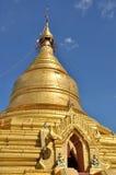 Kuthodaw Pagoda, Mandalay Royalty Free Stock Image