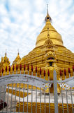 Kuthodow pagoda Royalty Free Stock Image