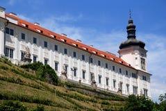 Kutnà ¡ Hora, Tsjechisch Rep: De Universiteit van de jezuïet Stock Fotografie