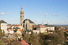 kutna czeska republika Fotografia Stock
